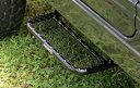 ジムニー エクステリア サイドステップII スチール黒塗装 SJ30~JA11 タニグチ TANIGUCHI