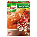 味の素 「クノール カップスープ」完熟トマトまるごと1個分使ったポタージュ(3袋入) 53.4g×60袋