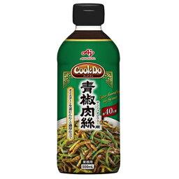 AJINOMOTO 味の素 CookDo 青椒肉絲用 500ml×12本