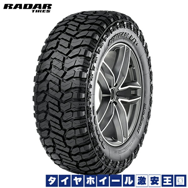 2本セット レーダー RADAR RENEGADE R/T+ 275/70R18 18インチ 新品サマータイヤ お取り寄せ品 代引不可
