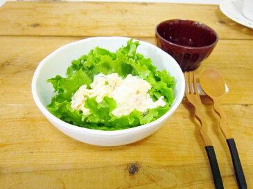 絶賛!本当にキレイな白い食器 これはオススメ フリフリマルチボウル 13.6cm【中鉢 アウトレット ボール】