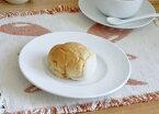 【A級品】【グラシア ビスク風】 17.7cm【白い食器 特白磁 日本製 KANESUZU 丸い皿 小皿 中皿】