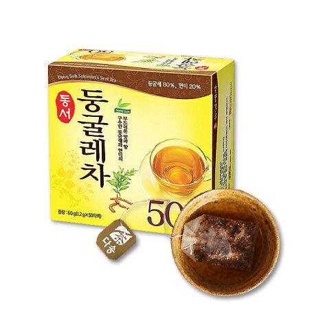東西 アマドコロ茶【ドングレ茶】1.2g×50包【ティーバッグ】★粉末茶 /健康茶 /韓国茶 /韓国お茶 /韓国食品