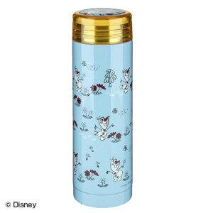 水筒 直飲み スリムパーソナルボトル 300ml アナと雪の女王 オラフ あこがれの夏 保温 保冷