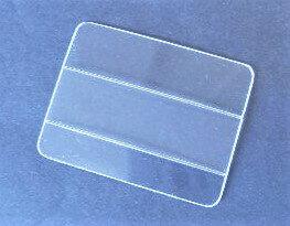 ミニL型カード立てS(10個入)「L字・L形」