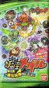 6月上旬発売 妖怪ウォッチ 妖怪メダル 第3章-進化妖怪のヒ・ミ・ツ- 1袋