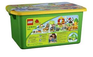 レゴ デュプロ 楽しいどうぶつえん 7618 (新バージョン)