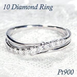 スイート10 ダイヤモンドリング...