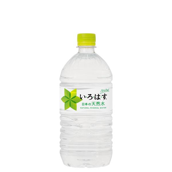 水・ソフトドリンク, 水・ミネラルウォーター  I LOHAS 1020ml12
