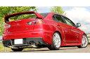 GP SPORTS (ジーピースポーツ) EXAS EVO Tune マフラーランサーエボリューション10 CBA-CZ4A 4B11(ターボ) 08/10〜※...