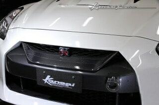 外装・エアロパーツ, グリル Kansai GT-R R35 MY17 1607 -