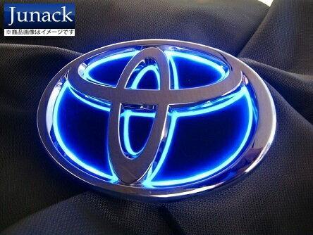 ライト・ランプ, フォグランプ・デイランプ Junack LED Trans Emblem LED :HYBRID ATH20W 2011.11-