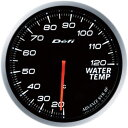 デフィ(Defi) アドバンスBFメーター60φホワイトモデル 水温計