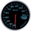 デフィ(Defi) アドバンスBFメーター60φブルーモデル 水温計