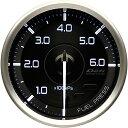 デフィ(Defi) アドバンス A1 メーター60φ 燃圧計 0kPa〜600kPa