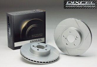 DIXCEL 【ディクセル】 ブレーキローター SDタイプ「リア」Kei HN22S [TURBO(WORKS)] 02.11~