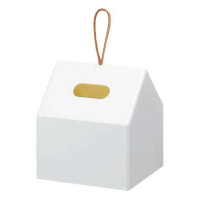 吉川国工業所 like-it ロールティッシュ ペーパーボックス RP-01 ホワイト ティッシュケース カラフル