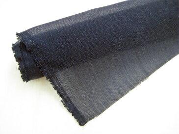 【CP-71-030:黒】接着芯地 【少しハードな仕上がり ウール(疏毛・紡毛)や複合素材の風合いを損なわない】コート・ジャケットに最適  ≪3mまでメール便OK≫