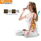 体幹 引き締め 腹式呼吸 体幹エクササイズ 呼吸 ブレス 息 腹筋 鍛える 腹式呼吸器具 体幹エクサ ウエスト くびれ 小顔 下腹部 お腹 引締め【328357】