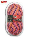 【OPEN特別価格】Opal 靴下用毛糸 Maskenball 3004