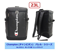 Champion(チャンピオン)バレル・シリーズボックス型リュックサック23L