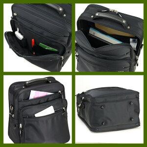 ショルダーバッグメンズ日本製A4ファイル軽量国産平野鞄#33391仕様1