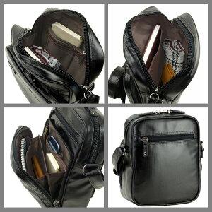 ショルダーベルトを取り外して小型バッグとして使用も可能ですHAMILTONポリカーボショルダーBIG縦型27cm#33623A4サイズ対応