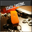 【キーホルダー】イタリアレザーでお作りしたベルトのキーホルダー。ペアで使っても!プレゼントにもおすすめ!めちゃ便利なベルトループキーホルダー