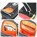 ボディバッグ メンズ CASTELBAJAC カステルバジャック ドミネシリーズ ワンショルダー ボディーバッグ A4未満 縦型 軽量 バッグ メンズバッグ ブランド プレゼント 鞄 かばん カバン bag (24912) 送料無料 men's 3