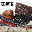 メンズベルト メンズ EDWIN エドウィン ベルトシリーズ 紳士ベルト 本革 牛革 小物 ベルト ブランド プレゼント ランキング ギフト