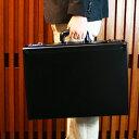 【全商品クーポン配布中】アタッシュケース A3 ビジネスバッグ メンズ アタッシュ 合成皮革 横型 日本製 バッグ メンズバッグ ブランド プレゼント 鞄 かばん カバン bag 送料無料 business bag men's