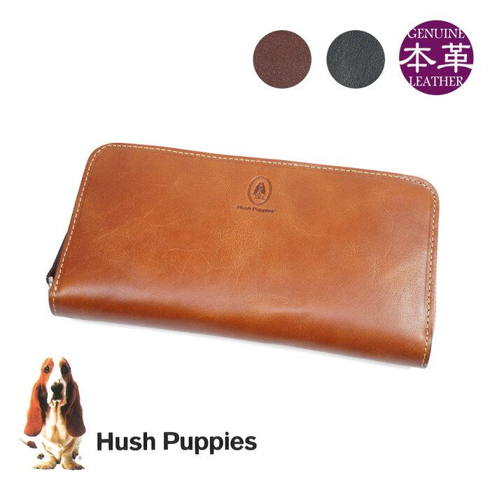 長財布 メンズ Hush Puppies ハッシュパピー マゴ 長サイフ 財布 小銭入れあり 小銭入れ有り ブランド プレゼント ランキング ギフト
