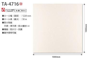 カッティングシート 粘着シート サンゲツ リアテック カラーシリーズ DIY リフォーム 模様替え 抗菌 防かび ホワイト 白 TA8309