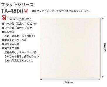 カッティングシート 粘着シート サンゲツ リアテック カラーシリーズ DIY リフォーム 模様替え 抗菌 防かび ホワイト 白 フラット マット TA8376