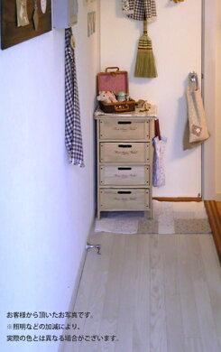[大人気クッションフロア!おすすめの白い木目を集めてみました!(1m単位)]※ご注文時は1mを【1】として数量欄に入力してください。トイレや洗面所玄関の床にぴったりのシート【ランキング入賞】