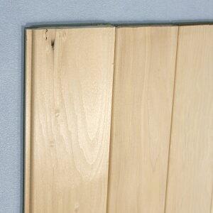 サウダーパネリング11[板壁パネル H223 ベイツガ 無塗装 11mm×87.2mm(有効幅)×長さ8フィート(約2.44m)×10枚入り(約2.13平米)]