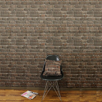 KOZIEL Imported Wallpaper 輸入 壁紙【39(サンキュー)キャンペーン対象商品】レンガ柄の壁紙 ...
