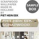SCRAPWOOD WALLPAPERby PIET HEIN EEK(Holland)Imported Wallpaper【ポイント最大36倍! 9/5 10:...