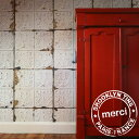 BROOKLYN TINSby merci(Holland)Imported Wallpaper輸入壁紙 オランダ製 BROOKLYN TINS / メル...