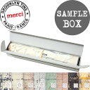 BROOKLYN TINSby merci(Holland)Imported Wallpaperサンプルボックス輸入壁紙 オランダ製 BROO...