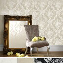FABULOUSby Graham&Brown(Britain)JMD Glimmerous DamaskImported Wallpaper【朝ズバッ! 9月12...