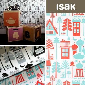 ISAKby ISAK(UK)Imported Wallpaper輸入壁紙 イギリス製 ISAK / アイザック (1ロール(52cm×1...