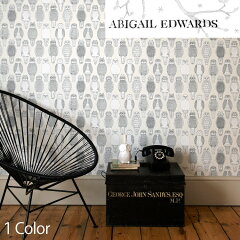 Owls of the British Islesby ABIGAIL EDWARDS(Britain)Imported Wallpaper輸入壁紙 イギリス...