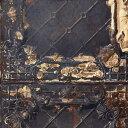 輸入壁紙の切り売り(横巾48.7cm×1m単位で切売)NLXL / BROOKLYN TINS BY MERCI NLXL / ブルックリン・ティンズ・バイ・メルシー BROOKLYN TINS  TIN-07【国内在庫】