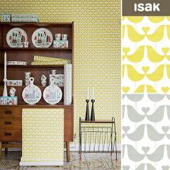 Lovebird Wallpaperby ISAK(UK)Imported Wallpaper輸入壁紙 イギリス製 ISAK / アイザック (1...