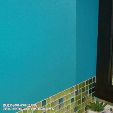 【送料無料】【今だけマステ1個プレゼント】[はじめてのペイントセットイマジンウォールペイント2L缶](水性塗料)ペンキ+塗装道具セット(約12〜14平米の壁が塗れます)ターナー※メーカー直送商品