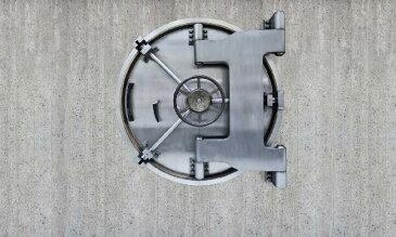 コンクリートの壁紙輸入 カスタム壁紙 PHOTOWALL / Concrete Vault (e22055) 貼ってはがせるフリース壁紙(不織布)【海外取り寄せのため1カ月程度でお届け】【代引き不可】.
