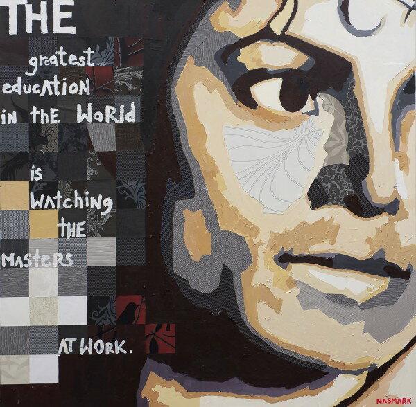 壁紙・装飾フィルム, 壁紙  PHOTOWALL The Education (e23320) () 1