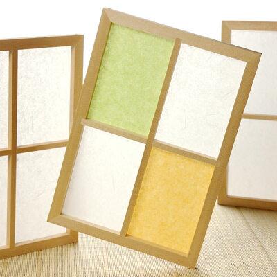 障子紙障子紙 ワーロン 日本の色シリーズ全30色破れない!両面テープで貼れるプロ仕様の色つ...