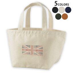 デザインランチバッグ キャンバス デイパック バッグ レディースバッグ トートバッグ ナチュラル 黒 black 009358 国旗 赤 青 外国